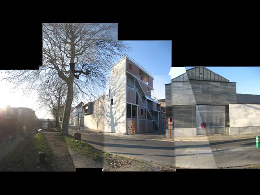 Dansstudio 118, Les Ballets C de la B., Gent | Jan de Vylder Architecten