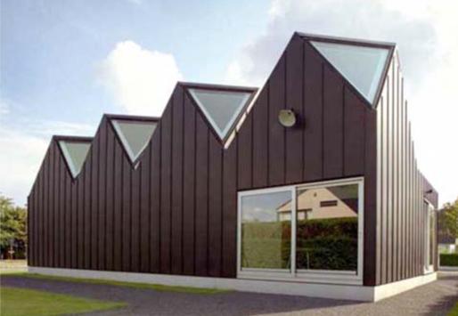House with office Linq, Sint-Denijs-Westrem | NU Architectuuratelier