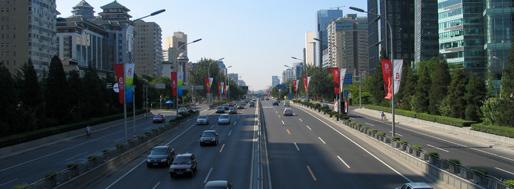 Beijing Second Ring Road | 2008