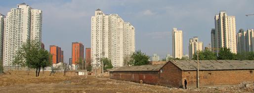 Beijing, April 2008