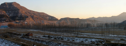 Driving into Chengde | December 14