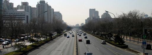 Beijing | 2nd & 3rd ringroad (West side) | Feb-March 2009