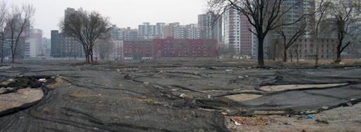 Baiziwan Road | Beijing, January 20, 2008