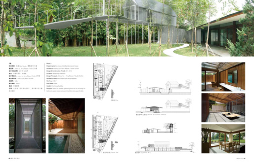 《Urban FLux 城市空间》INDONESIA Architecture | Studio TonTon & Bea House