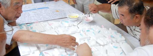 Workshop in Shishiori on September 4th 2011 | by Sören Grünert