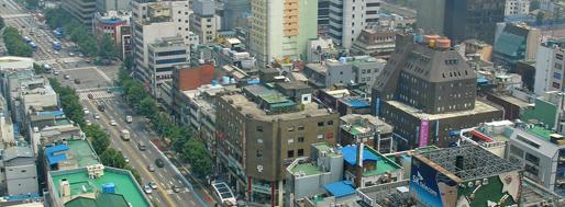 Seoul, June 2008