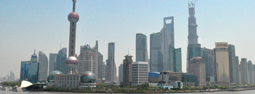 Shanghai Tower by Gensler | under construction | Pudong April 27 2013