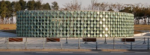 Ceramic Pavillion 瓷堂 by Zeng Qun 曾群 & Wang Fangji 王方戟 | 2013 Westbund Biennial Shanghai