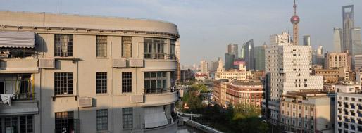 Embankment building view | April, 2011