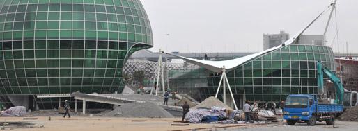 Romanian pavilion | architect: SC M&C Strategy Development