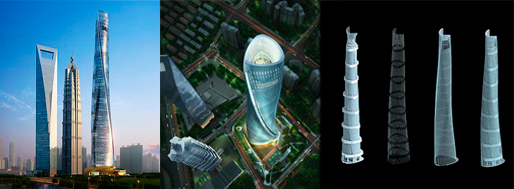 Shanghai Tower | Copyright © 2012 Gensler. All rights reserved.