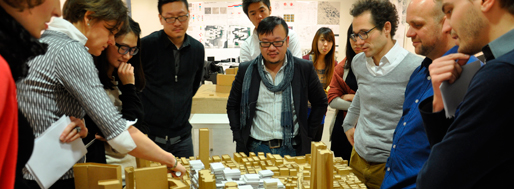 HKU Shanghai Study Center review | December 6, 2012