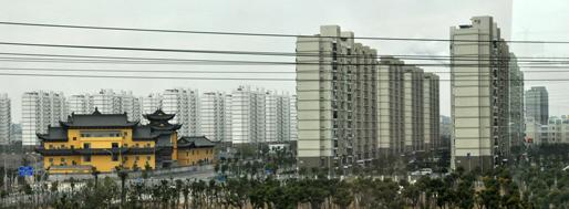 Shanghai 上海 | Satellite Towns | 2012