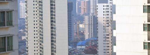 Shanghai Jing'an District | October 2009 - January 2010