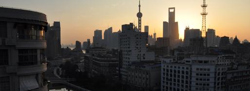 Shanghai Skyline Series | January 17, 2012 [click for more]