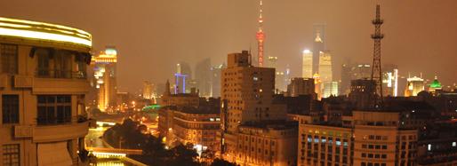 Shanghai   Skyline Scan   MovingCities 2012