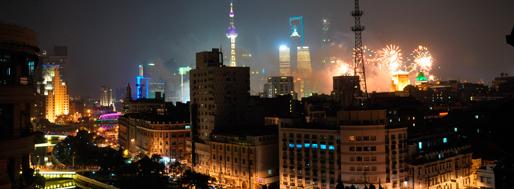 Shanghai | January 1, 2013