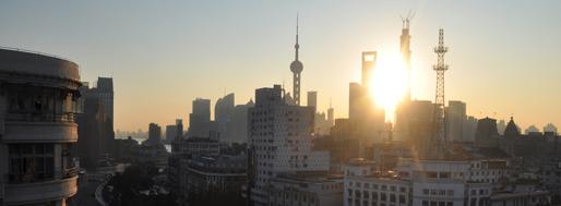 Shanghai Skyline Series | November 13, 2013