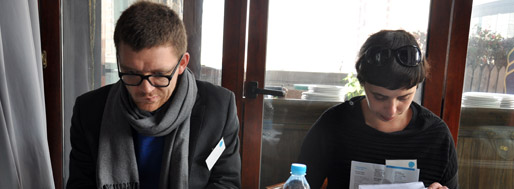 Tuomas Toivonen [NOW] & Mónica Carriço [MovingCities]  | Shanghai SnowBall Seminar