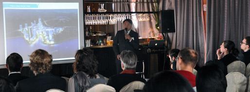 David Nieh from ShuiOn [Shanghai] | | Shanghai SnowBall Seminar