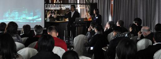 Paul Peng from IAPA Design Consultants [Guangzhou] | Shanghai SnowBall Seminar