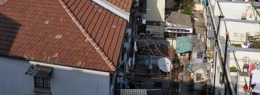View from Mansion Hotel | Shanghai SnowBall Seminar