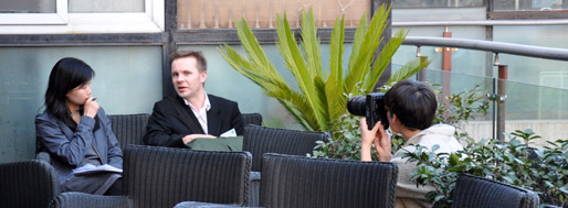 Keru Feng [DOMUSchina] interviews Teemu Kurkela from JKMM Architects [Helsinki]