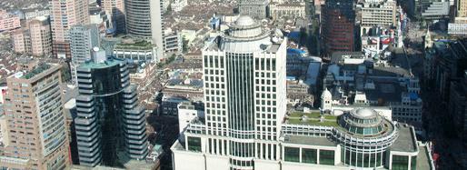 Shanghai, November 2006