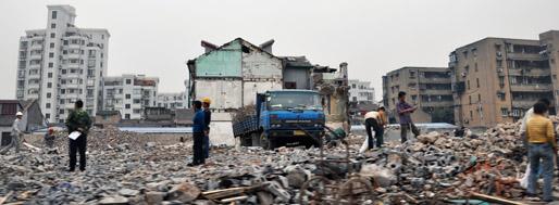 Changyang Road   October 27, 2009
