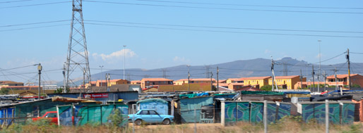 Mosselbaai - Cape Town | January 5, 2011