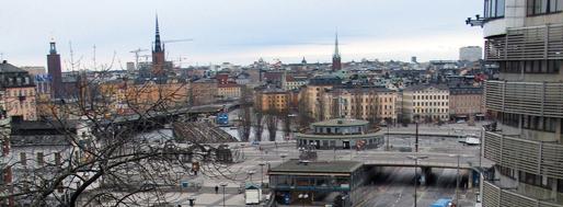 Slussen | Stockholm