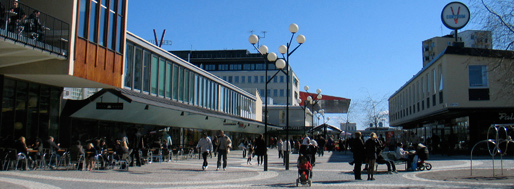Vällingby | April 6, 2009