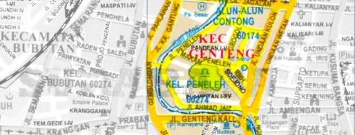 Surabaya section | Kampung Plampitan