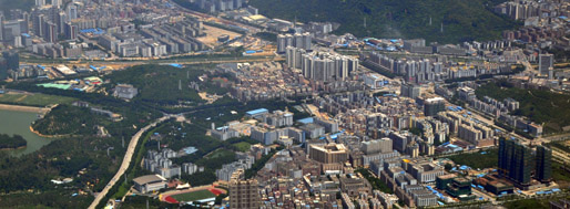 Loosing focus over Shenzhen | July 2, 2009