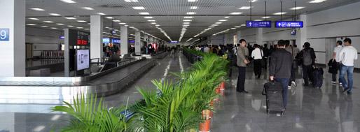 Shenzhen Airport | November 4, 2009