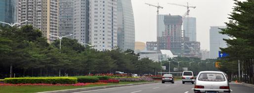 Shenzhen Stock Exchange by OMA | November 14, 2009