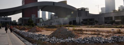 2009 Shenzhen Architecture Biennale | Venue next to Civic Square