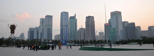2009 Shenzhen Architecture Biennale | Civic Square
