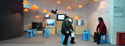 100 Days of Stories by GoWest Project [NL] | Shenzen Biennale 2009