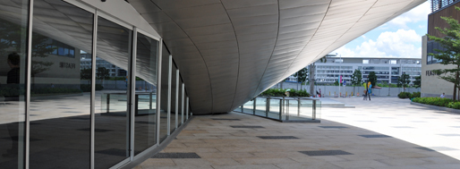 OCT Creative Exhibition Center by Studio Pei-Zhu | Shenzhen OCT Bay