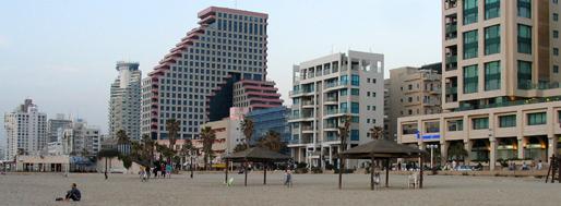 Beach Front | Tel Aviv, March 7, 2008