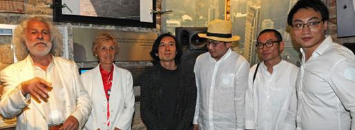 ADAPTATION - architecture and change in China   Palazzo Zen, Venice, June 5, 2014