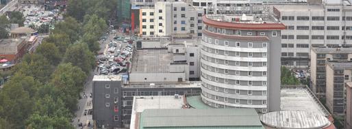 View from Zibo Hotel | September 9, 2009